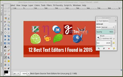 image editor best 15 best linux photo image editors i discovered in 2015