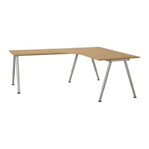 Ikea L Shaped Desk Galant L Shaped Desk From Ikea 245 Studio Desks Sofa Bed Mattress And