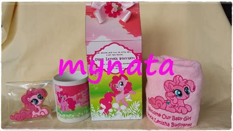 Pony Mug 3 Isi 3 mynata cakes one month hers for baby grace
