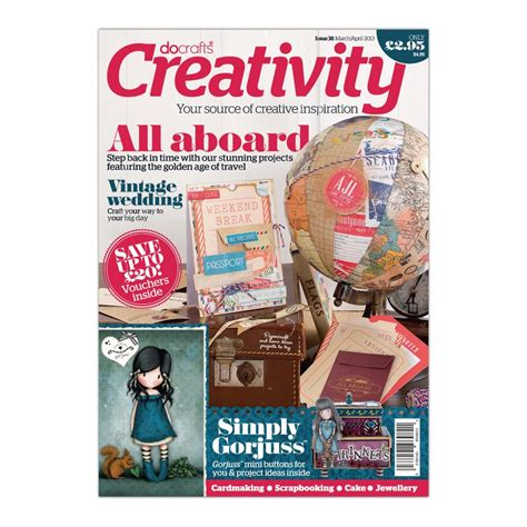 Paper Crafting Magazines - do crafts creativity magazine issue 38 docrafts from