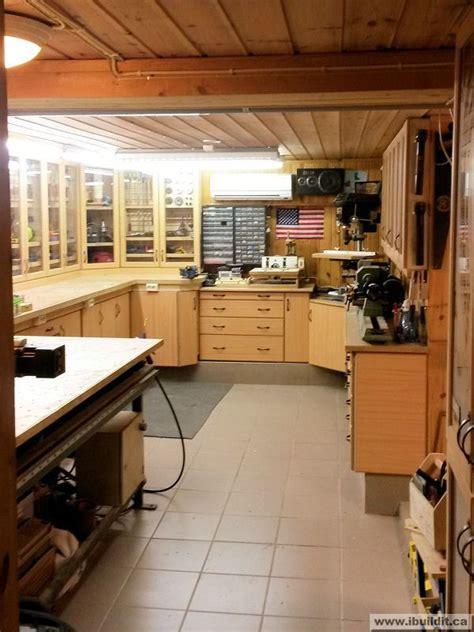 pin  einor jacobsen  woodworking   garage
