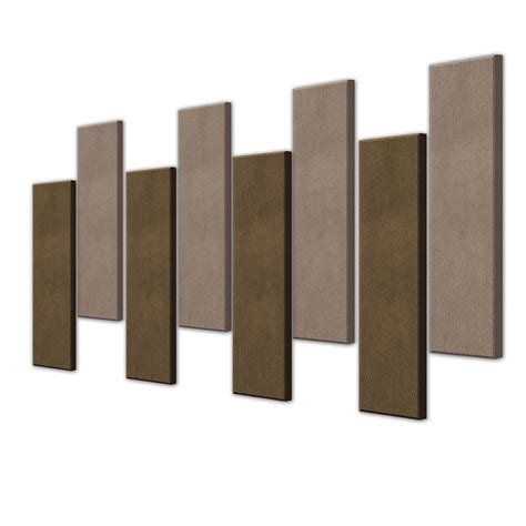 Soundproofing by Acoustic Panels 8 Pc Noise Absorption Sound Panels