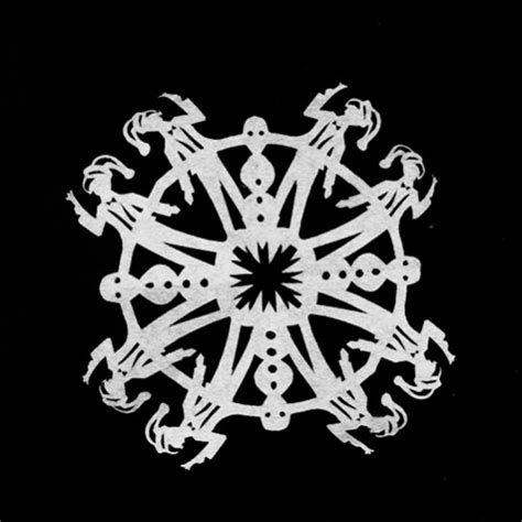 geeky snowflake patterns make it snow with diy star wars game of thrones and more