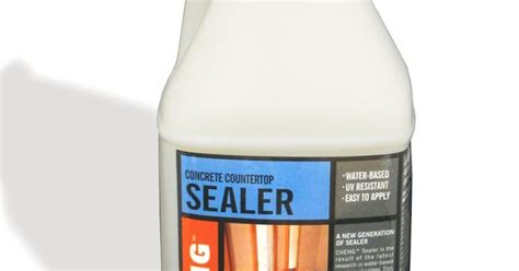 Food Safe Sealer For Concrete Countertops by Food Safe Concrete Countertop Sealer 4l Hardware