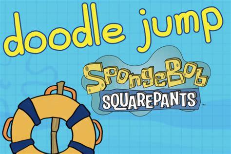 doodle jump ziel kostenlose ios app der woche doodle jump spongebob