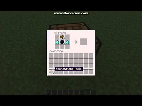 How To Build An Enchantment Table by The Gallery For Gt Minecraft Papercraft Enchantment Table