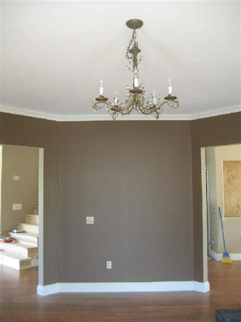 brown walls transitional miscellaneous sherwin