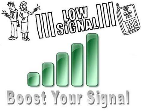 how to boost your mobile signal strength