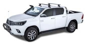 Roof Rack For Toyota Toyota Hilux 10 2015 Accessories Rhino Vortex Roof
