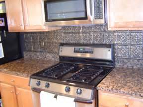 kitchen metal backsplash ideas tin backsplash pictures and design ideas