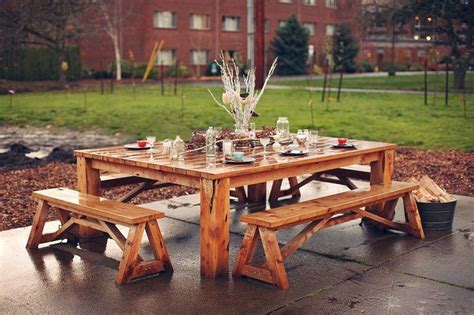 square picnic table plans square picnic table with benches plans woodworking