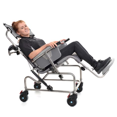 Tilt In Space Shower Chair by Tilt In Space Shower Chair And Cradle Opemed