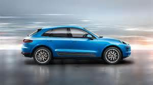 Macan S Porsche 2016 Porsche Macan The News Wheel