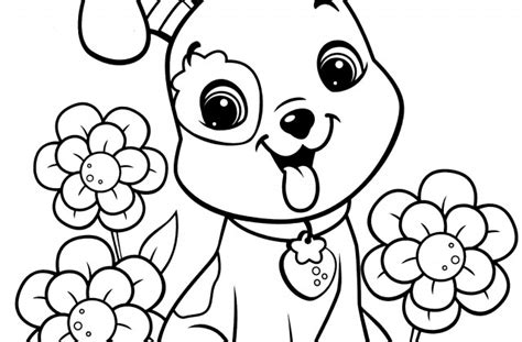coloring pages of puppy love puppy love pages coloring pages