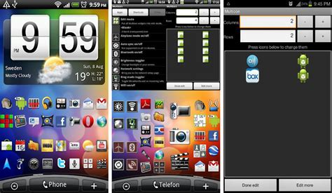 android widgets best widgets for the samsung galaxy note