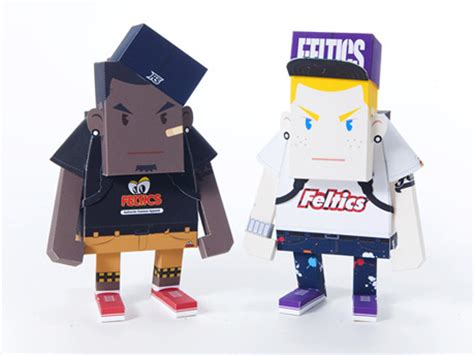 Paper Craft Toys - papertoys world