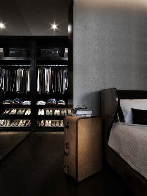 Home And Wardrobe Manly 60 s bedroom ideas masculine interior design inspiration