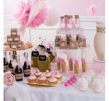 City For Baby Shower by Princess Baby Shower City City