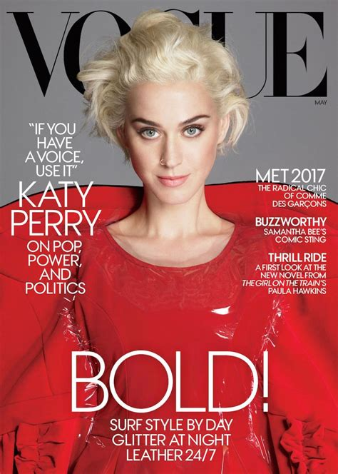 magazine may 2017 katy perry vogue magazine us may 2017 cover and photos