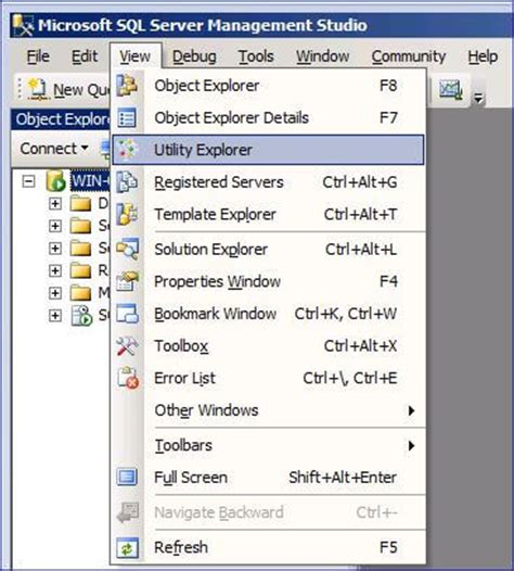 introduction to utility control points in sql server 2008 r2