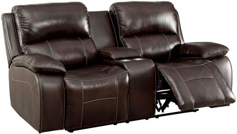 brown leather reclining set ruth brown leather reclining living room set living room