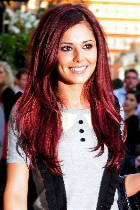 stars mit roten haaren  ideen fuer rotnuancen und frisuren