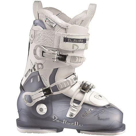 womans ski boots dalbello kr 2 chakra ski boots s 2014 evo outlet