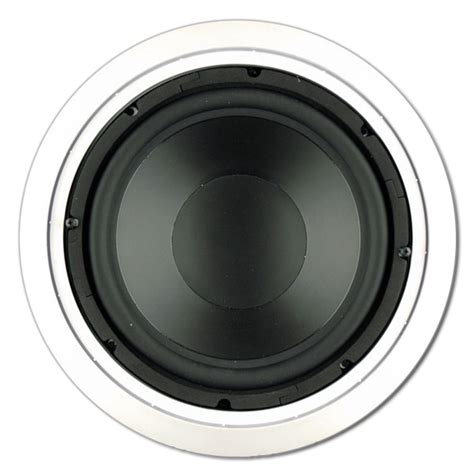 Ceiling Subwoofer by In Ceiling Subwoofer Presence C 10sw Oem