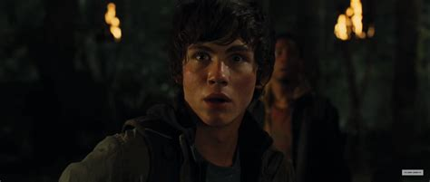 Or Percy Jackson Percy Jackson Trailer Logan Lerman Image 10808703 Fanpop