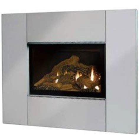 Metal Fireplace Surround Kit by Mantis Fireplace Mantel Surround Kit Stainless Steel