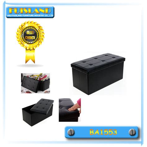 leather ottoman with wheels cube stool upholstered footrest storage leather ottoman