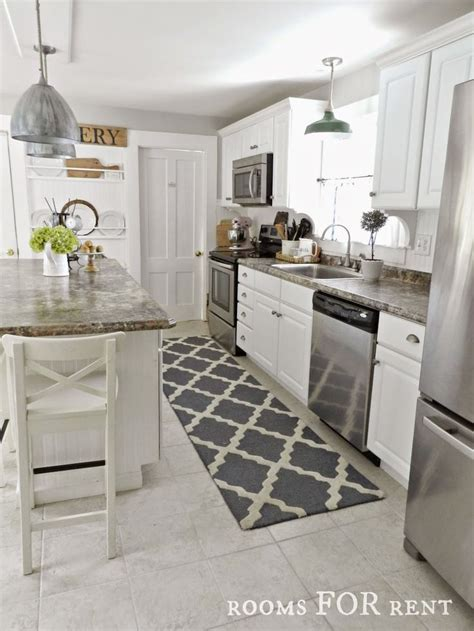 kitchen rug ideas 25 best rug runner ideas on pinterest
