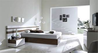Bedroom modern bed designs wall paint color combination