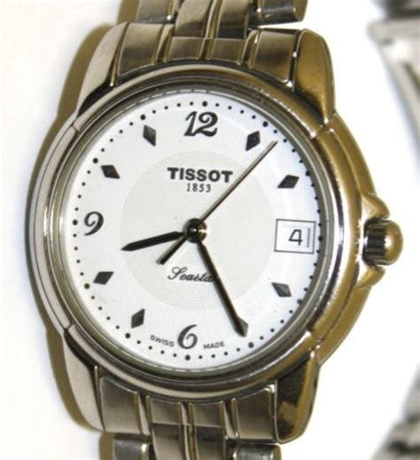 Tissot Skeleton Wh 1853 For s watches authentic tissot seastar 1853 s