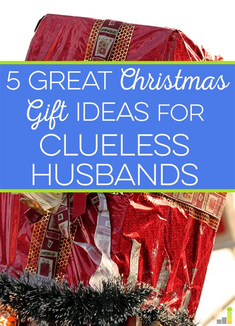 5 great gift ideas for clueless husbands frugal