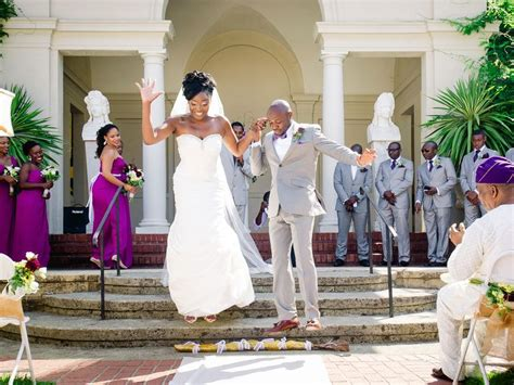 5 and afrocentric wedding traditions