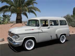 Wagon Dodge 1960 Dodge Town Wagon 70718