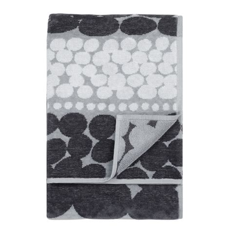 grey and white bath towels marimekko jurmo grey white bath towel marimekko jurmo bath towels