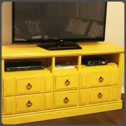 diy dresser turned tv console decor hacks