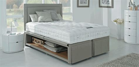 space saving bed storage space saving beds hypnos beds