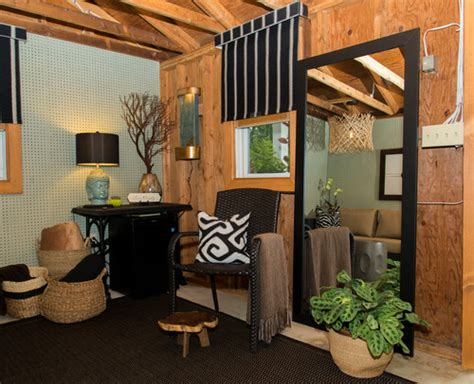 beautiful  shed interior design ideas  pictures