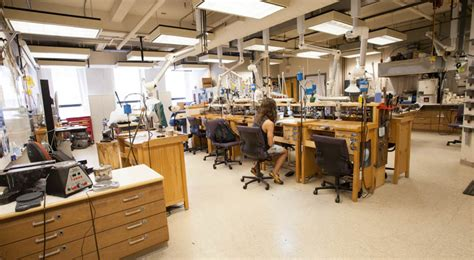 jewelry studio metals and jewelry studio a kendall college of and