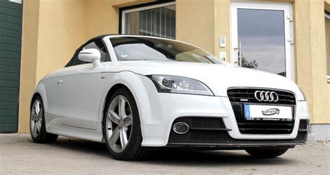 Audi Tt 8j Roadster by Open Convertible Top Automatically Audi Tt 8j Roadster