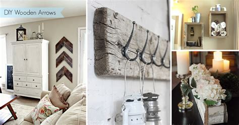 Vintage Wooden Signs Home Decor 14 rustic barn wood projects restoring the oomph factor of
