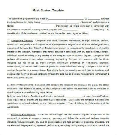 business contract template | madinbelgrade