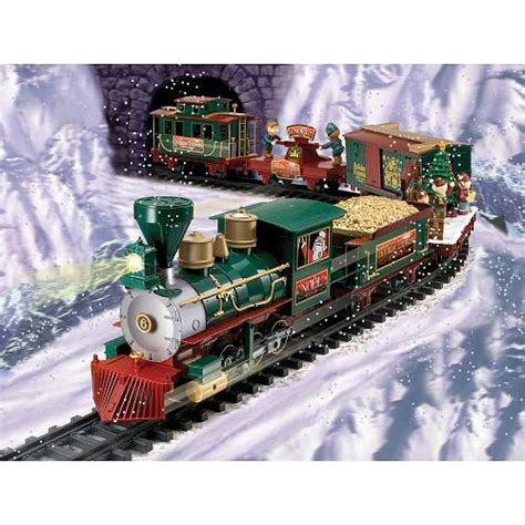 under the christmas tree train sets webnuggetz com