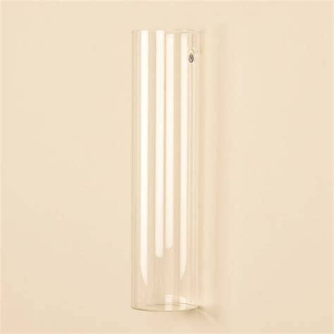 Wall Mount Vase by Wall Mounted Glass Vase By Dibor