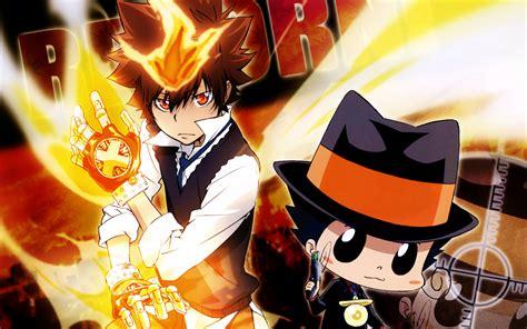 wallpaper anime reborn katekyo hitman reborn wallpaper 105132