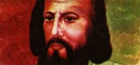 Ilustrasi Wajah tokoh sufi imam al ghazali hujjah al islam republika