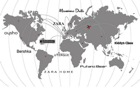 Inditex Programa Mba by Inditex Zara Modelo Log 237 Stico Caso De Estudio Como